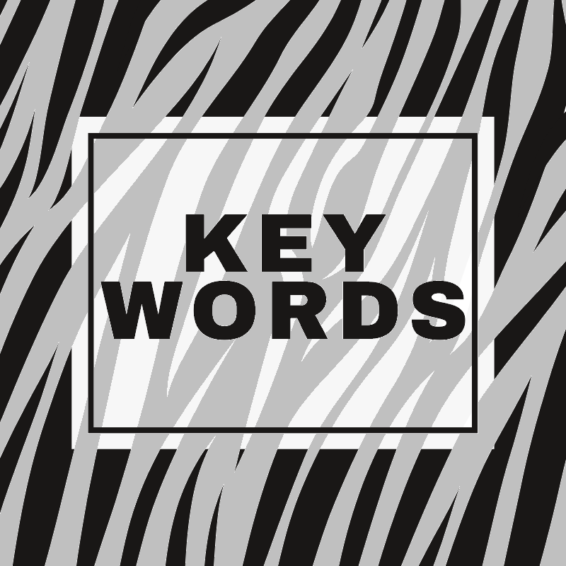 Descubre keywords relevantes